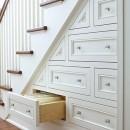 Lépcső alatti helykihasználás