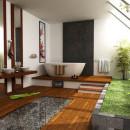 Feng Shui fürdőszoba