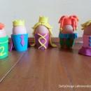 Húsvéti dekoráció – tojásfejek