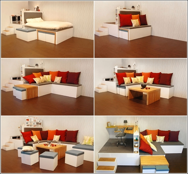 kicsi h 225 l 243 szoba berendez 233 se 2 dettydesign lakberendez 233 s home design small bedroom ideas 10 space saving tips