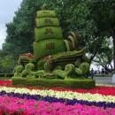 Növényszobrok a nagyvilágból