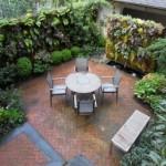Függőleges kertek belső és külső térben