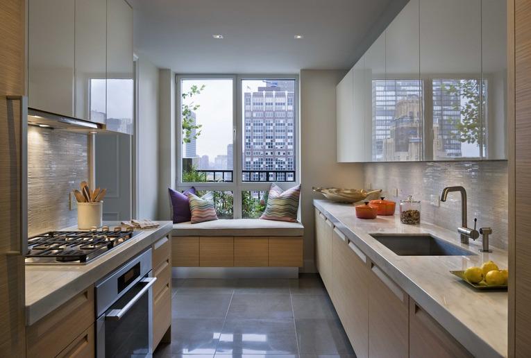 Kicsi konyha berendezése - DettyDesign Lakberendezés