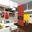 Otthon a belvárosban 40 m2-en
