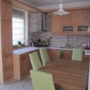 Családi ház konyhájának tervezése