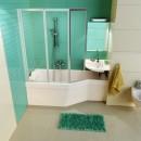 Kicsi fürdőszoba berendezése