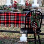 Karácsonyi székruha