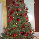 Karácsonyi Feng Shui dekoráció, fenyőfa elhelyezése