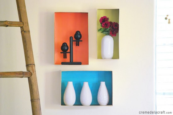 DIY-Project-Make-Colorful-Geometric-Wall-Shelves-Ledge-Shoebox-Display-How-To-Tutorial-550x366