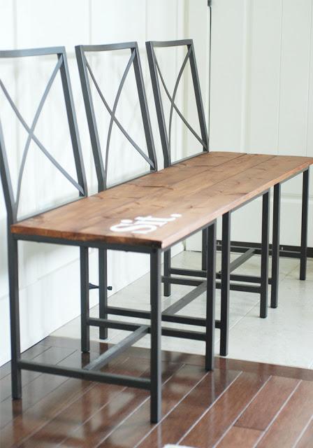 Olvasói kérdés: hogyan dobjuk fel régi IKEA székünket? - DettyDesign Lakberendezés