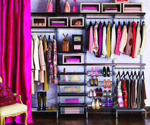 Interesting-Ideas-For-Girls-Dream-Closet-4