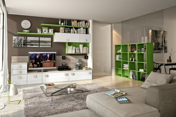 Living-Room-Bookshelves-TV-Cabinets-17-600x399