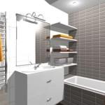 Video: fürdőszoba terve