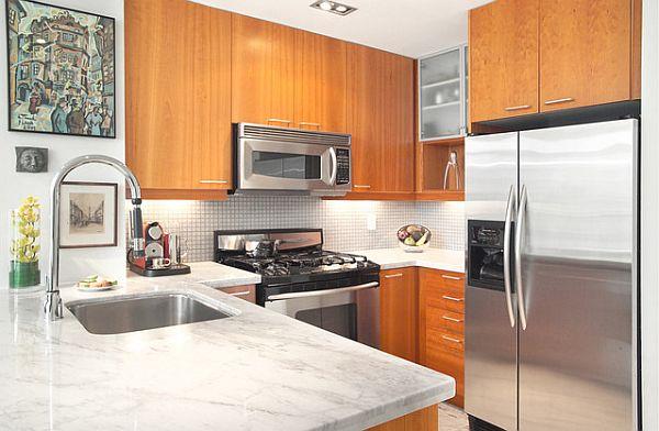 Small Condo Kitchen Remodel
