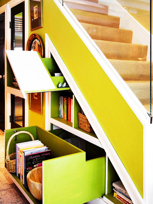 Vivacious-And-Refreshing-Storage-Space-Under-Stairs