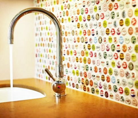 bottle-caps-kitchen-backsplash