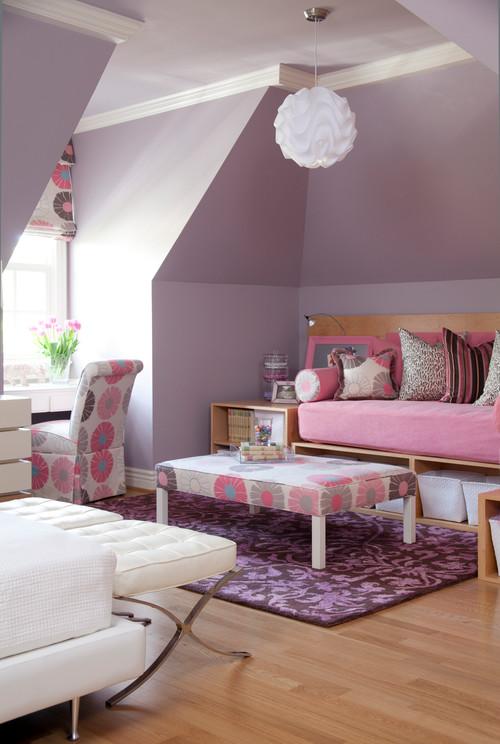 contemporary-girl-bedroom