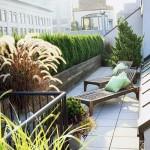 8 ötlet a terasz/erkély védelmére