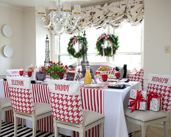 exciting-christmas-chair-cover-ideas-with-feather-wreaths-and-loft-window-covering
