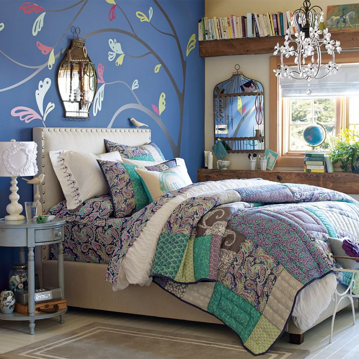 girl-bedroom-ideas-in-blue