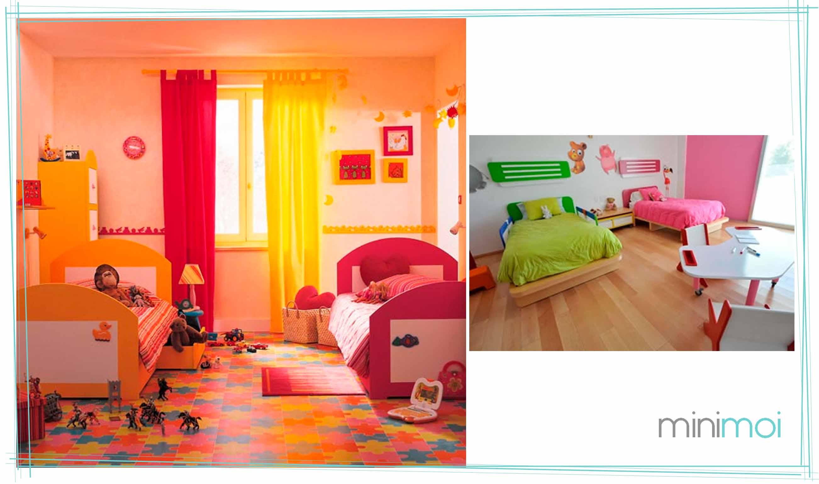 habitacion-compartida-niña-y-niño