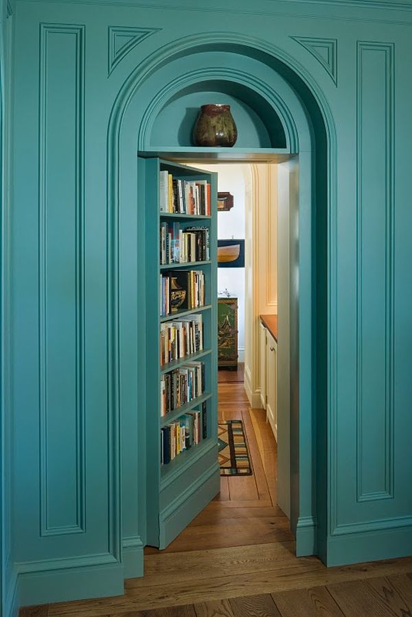 house-on-penobscot-bay-library-bookshelf-secret-door