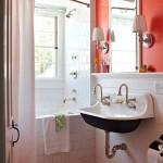 Praktikus ötletek kicsi fürdőszobához