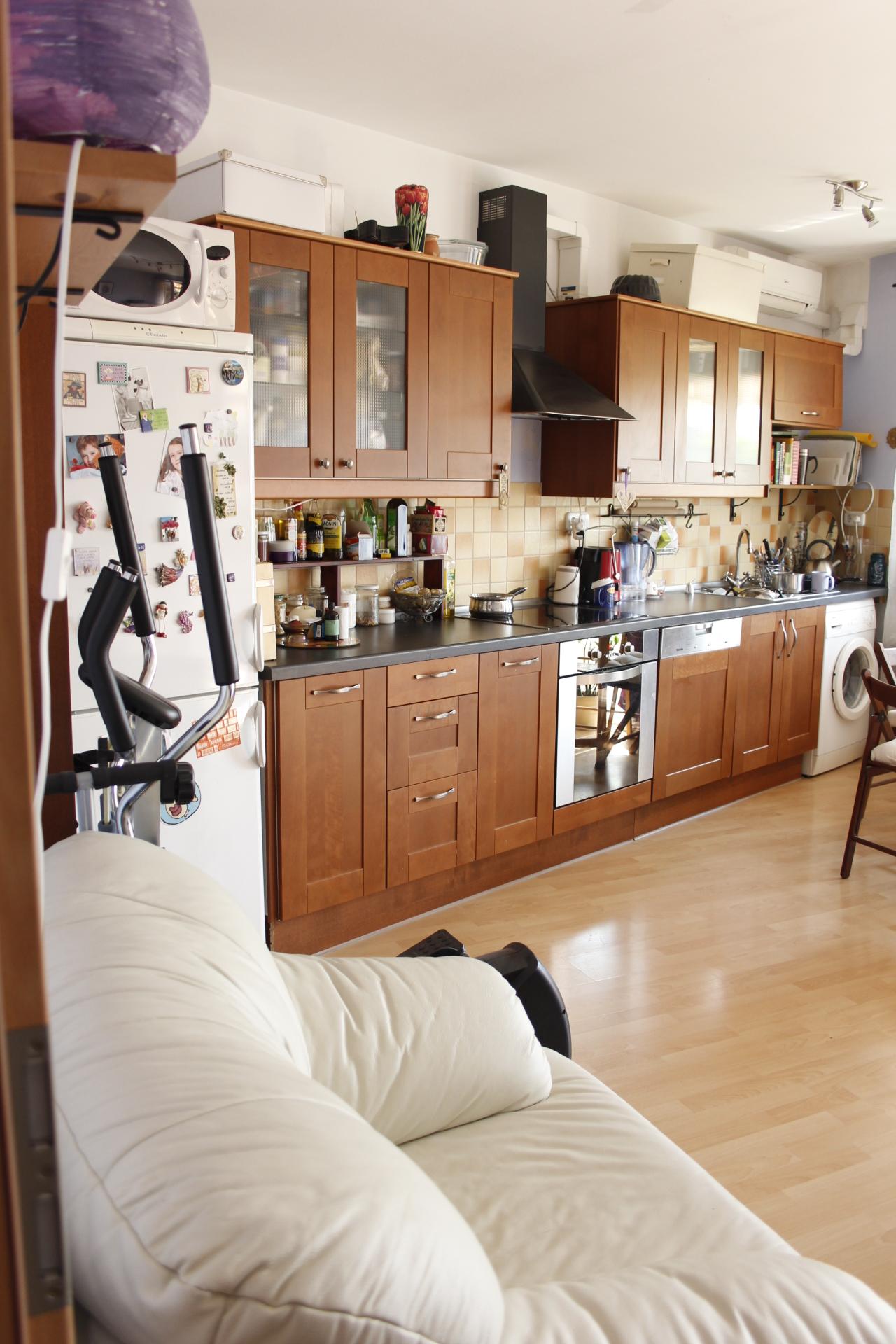 Olvasói kérdés: konyha a nappaliban - DettyDesign Lakberendezés