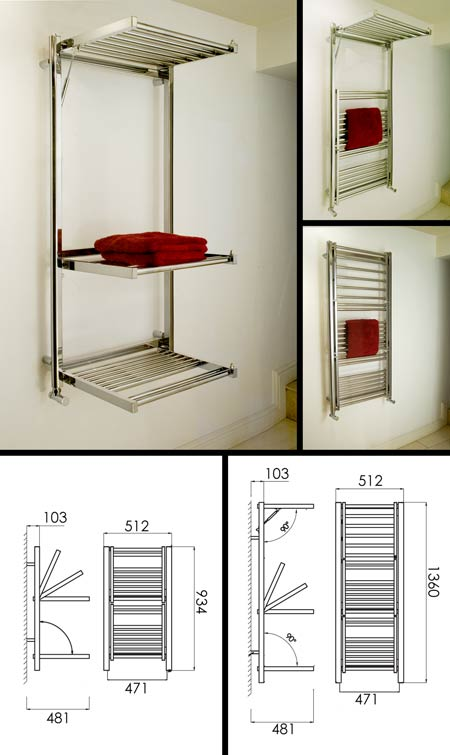 towel-rail-studio-multi-tier-fold-down-warmer-2